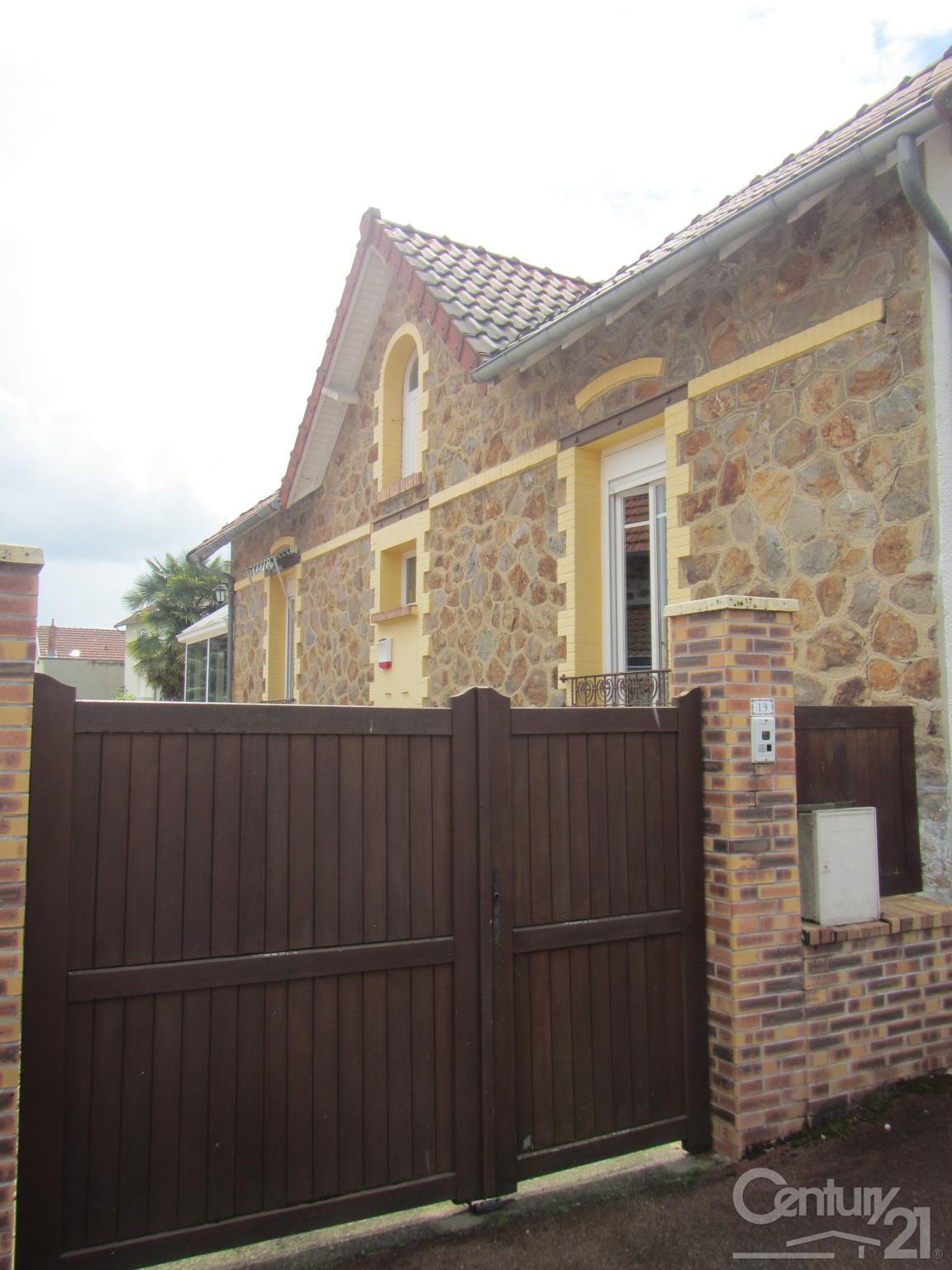 Annonce location maison limoges 87100 78 m 559 for Location maison limoges 87
