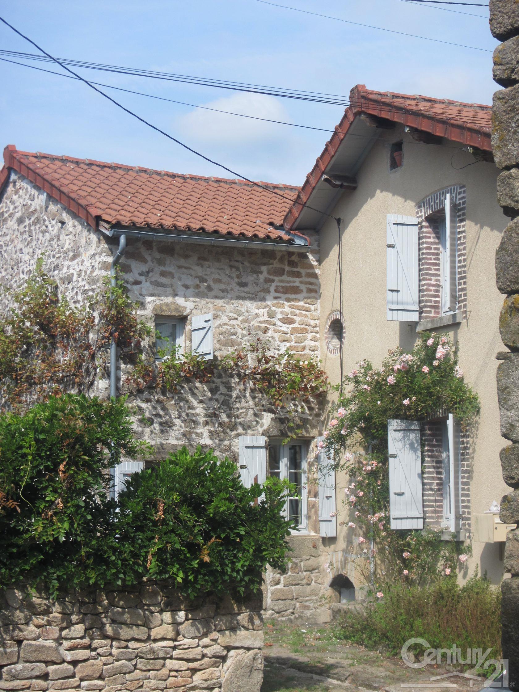 Annonce location maison saint pardoux 87250 81 m 500 for Annonces location maison