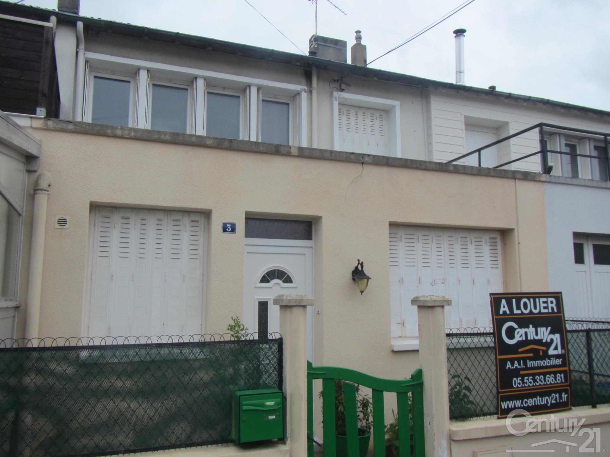 Annonce location maison limoges 87000 70 m 510 for Location maison limoges 87