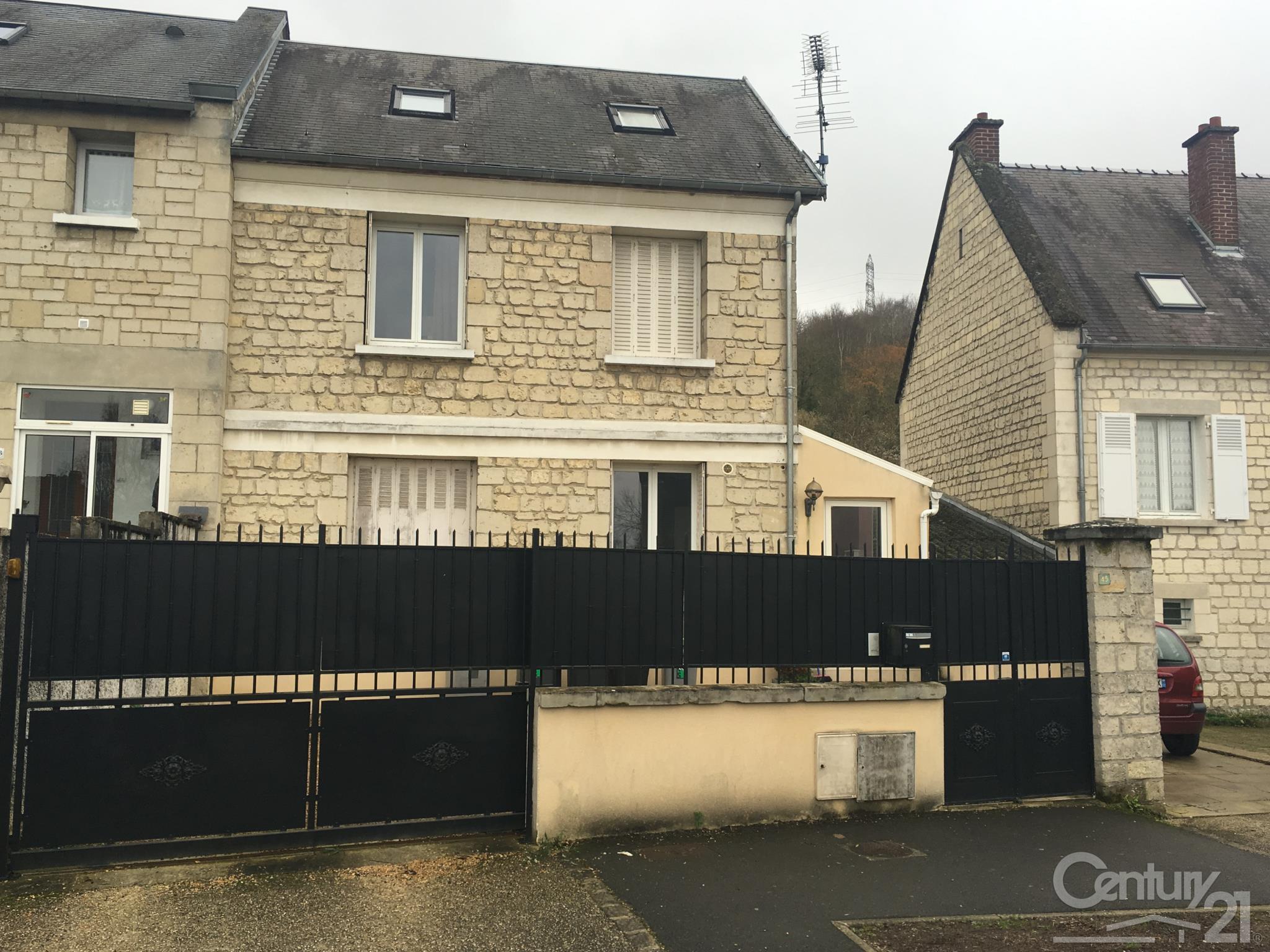 Annonce location maison soissons 02200 100 m 865 for Annonce location maison