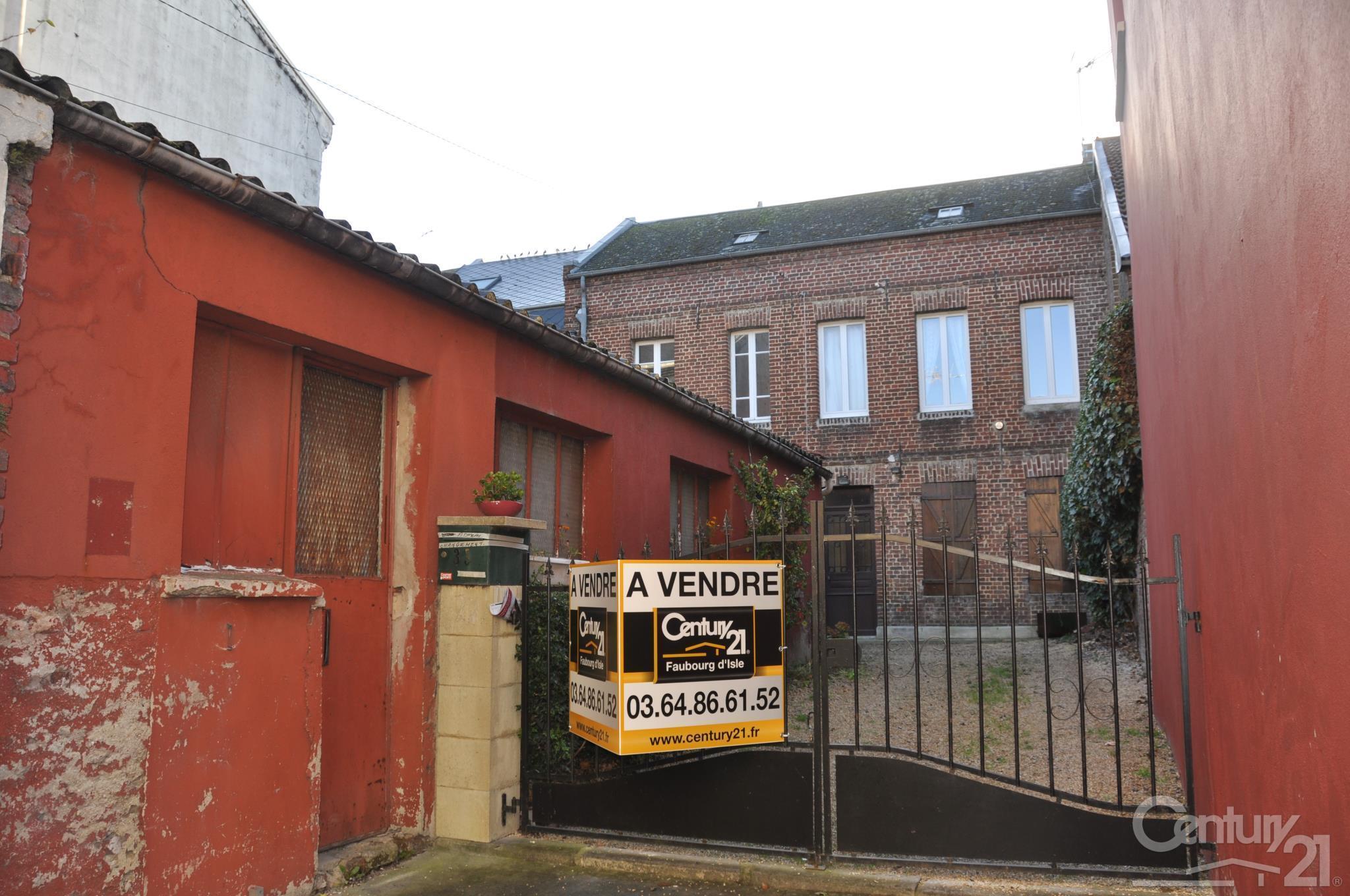 Annonce vente maison saint quentin 02100 93 m 62 700 for Maison de l emploi saint quentin