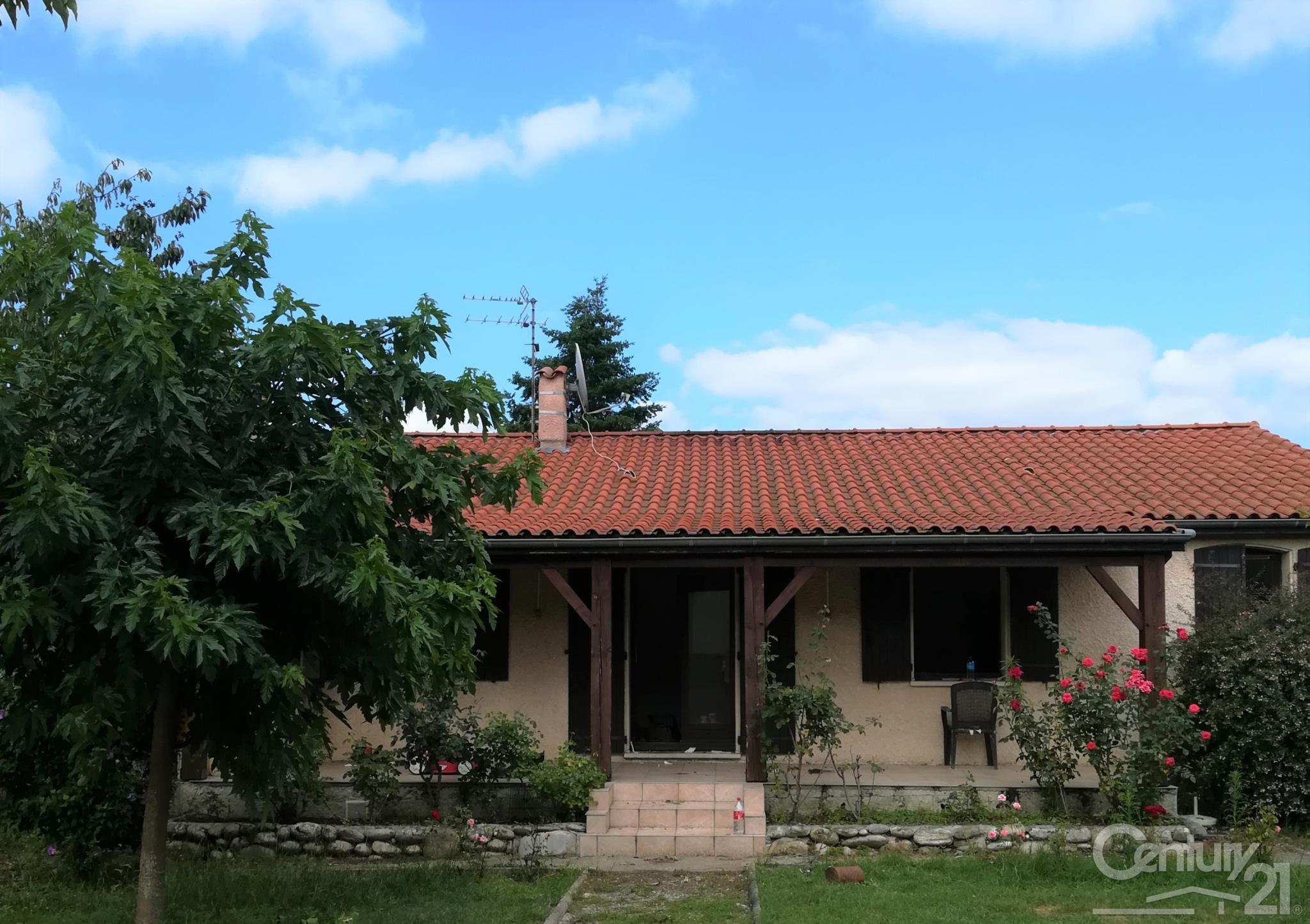 Annonce location maison saint jean du falga 09100 125 for Annonce location maison