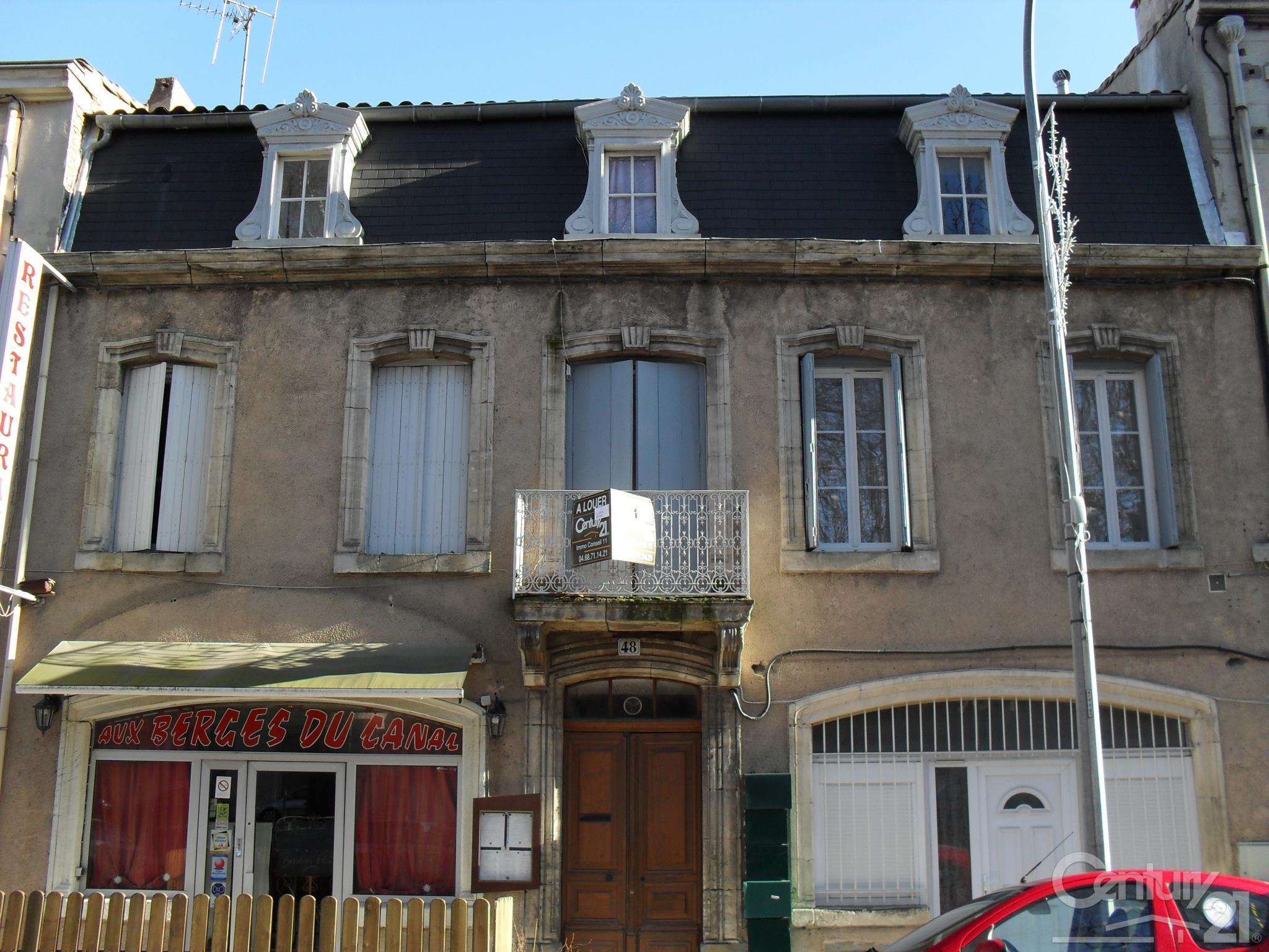 Annonce Location Appartement Carcassonne 11000 23 M
