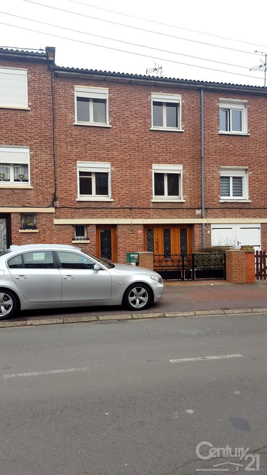 Maison 4 pièces 80 m2 Sin-le-Noble